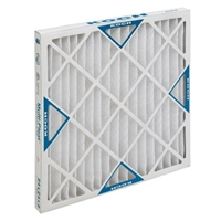 16X25X2 Pleated MERV 8 Air Filter
