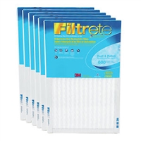 20x25x1 3M Filtrete Dust and Pollen Allergen Reduction Filter