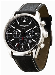 JORG GRAY CHRONOGRAPH WATCH