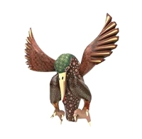 Señor Colibri the Humming Bird Oaxacan Carvings