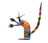 Genuine Oaxacan Alebrije Armadillo for Sale