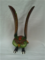 Buho Genuine Oaxacan Wood Carving