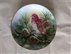 Purple Finch Vintage Collector Plate 1983 Songbirds of the South