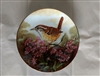 Carolina Wren Vintage Collector Plate 1983 Songbirds of the South