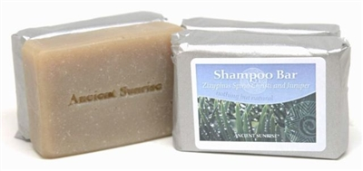Ancient Sunrise Zizyphus Spina Christi & Juniper Shampoo Bar (4 oz.)