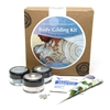 Becoming Moonlight Diamond Body Gilding Kit