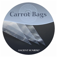 Ancient Sunrise Carrot Bags