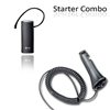 Starter Combo: Bluetooth Head Set & Car Charger