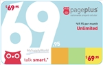 Page Plus Unlimited Talk/Text/MMS, 5 GB Auto-Pay