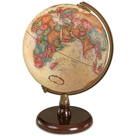 Quincy Globe By Replogle