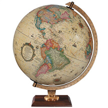 Carlyle Globe By Replogle