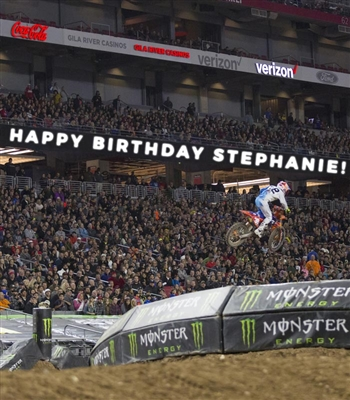 Supercross VIP Message - CenturyLink Field 3/28/2020