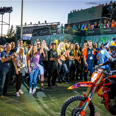 Supercross Gold Package - Las Vegas, 4/25/2020