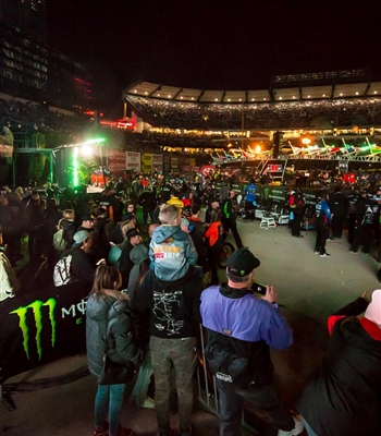 Supercross VIP Opening Ceremonies Package - Metlife Stadium East Ruterford, 4/27/2019