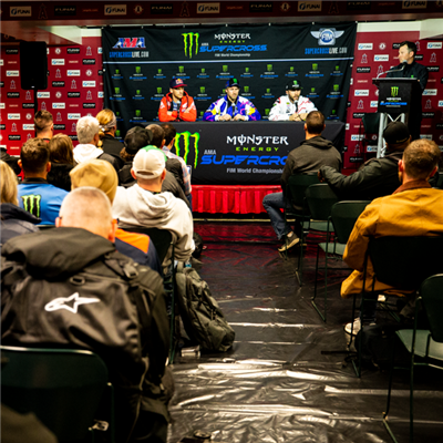 VIP Post-Race Press Conference - Seattle , 3/28/2020