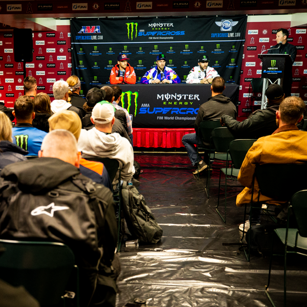 VIP Post-Race Press Conference - Atlanta, 2/29/2020