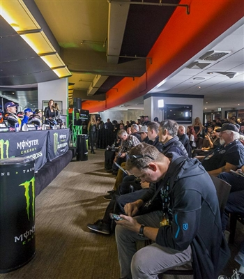 Supercross VIP Post Race Press Conference - Metlife Stadium East Rutherford, 4/27/2019