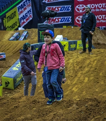 Supercross Track Walk 2 - Metlife Stadium East Rutherford, 4/27/2019