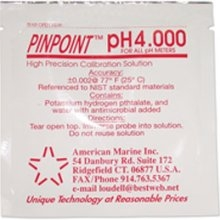 American Marine Pinpoint pH Calibration Fluid 4.0
