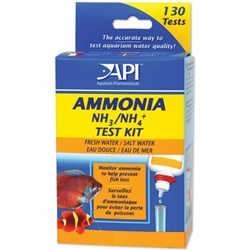 Aquarium Pharmaceuticals (API) Ammonia Test Kit API Test Kit