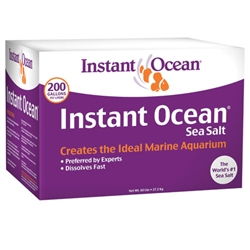 Aquarium Systems Instant Ocean Salt 200 Gallons