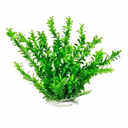 "AquaTop Plastic Anacharis-like Aquarium Plant, 20"" tall"