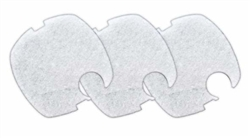 AquaTop CF500 Replacement White Filter Pads 3-Pack