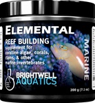 Brightwell Aquatics Elemental Dry Reef Building Supplement, 200 grams