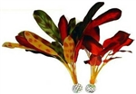 BiOrb Silk Plant Pack Large Red Green