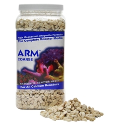 CaribSea ARM Calcium Reactor Media, Course, 8 lb