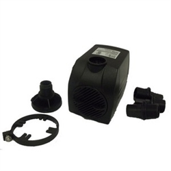 Aqua-Supreme 400 GPH Magnetic Drive Submersible Aquarium Pump