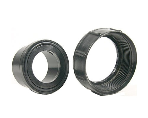 Replacement union with o ring