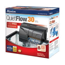 Aqueon QuietFlow 30 Power Filter Aqueon Quiet Flow 30