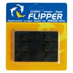 Flipper Standard Plastic Replacement Blades 3 pack