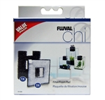 Fluval Chi Replacement Pad 3-Pack & Foam Set Fluval A-1426