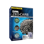 Fluval Zeocarb, Three 150 Gram Packs