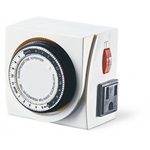 AquaEuro Dual Grounded Timer