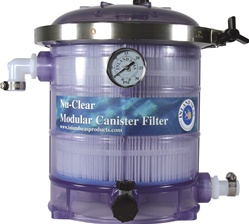 Inland Seas Nu-Clear Model 522 Canister Filter