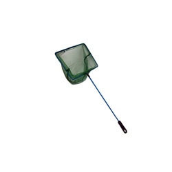 "JBJ 3"" Coarse Fish Net w/ Plastic Handle"