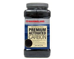 Marineland Black Diamond Premium Activated Carbon 40 oz