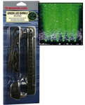 Marineland LED Bubble Curtain, Green