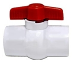 "Ocean Clear Replacement Ball Valve 3/4"" Part # 81821"