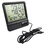 Pentair Aquatics Big Temp-Alert Digital Aquarium Thermometer