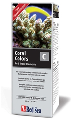 Coral Colors D, Fe & Complementary Metals Trace Element
