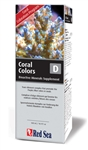 Red Sea Coral Colors D Fe & Complementary Metals Trace Element