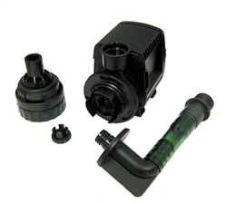 Red Sea Max 130D Sicce Circulation Pump Upgrade Kit