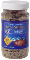SF Bay Brand Brine Shrimp Freeze Dried Cubes 3 oz