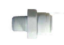 SpectraPure Male Push Connector