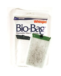 Whisper Bio-Bag Disposable Filter Cartridge