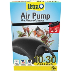 Tetra Whisper 20 Aquarium Air Pump UL Listed